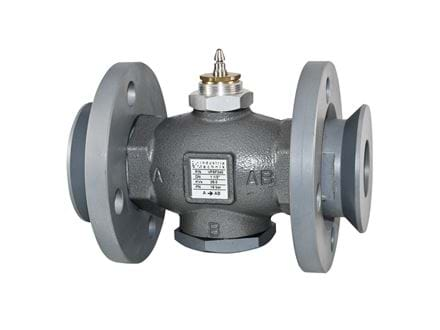 Discontinued - Flanged globe valve bodies - stroke 16.5 mm