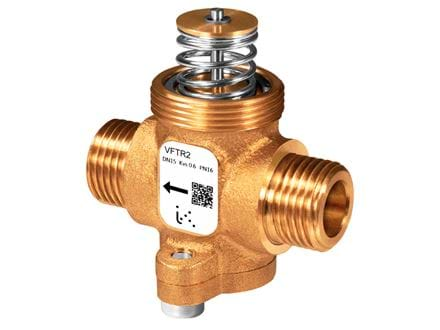VFTR - 2- and 3-way control valves