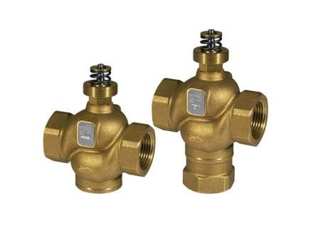 VFTRB2/VFTRB3 - 2- and 3-way control valves